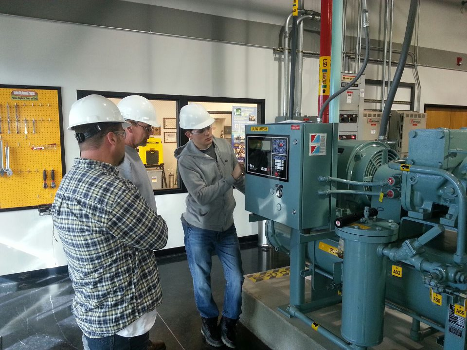 Industrial Co2 Refrigeration Operator Training